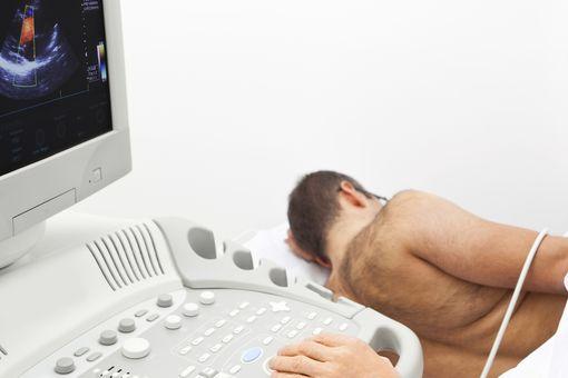 echographie cardiaque echocardiographie wd