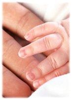 Bébé maladie génétique