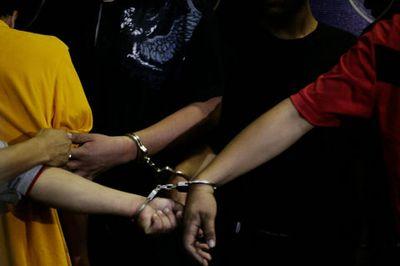 drogue arrestations