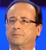 Francois Hollande President