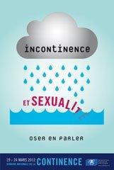 Incontinence sexualité