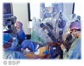 Cryothérapie et robotique opératoire
