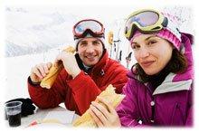 Ski alimentation