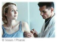 La vaccination contre la variole