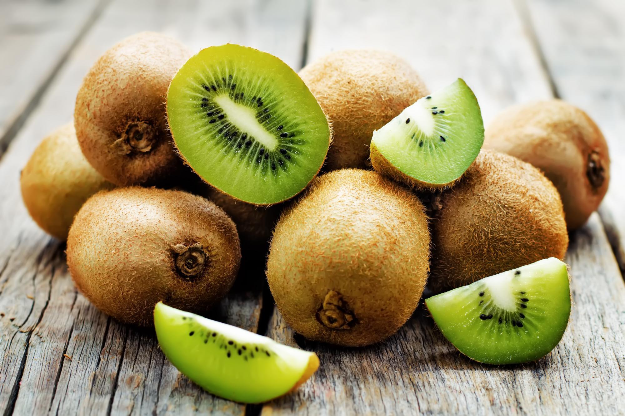 Quels sont les bienfaits du kiwi